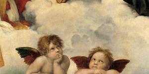 Câu 9: Phải chăng các thiên thần giành được đôi cánh của họ?